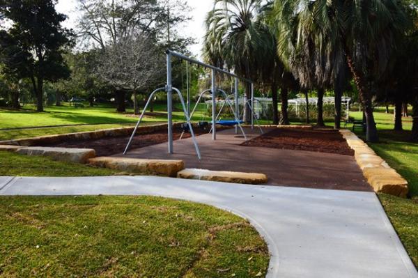 Wahroonga Park Playground 1